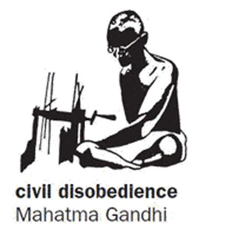 Essay on civil disobedience quotes